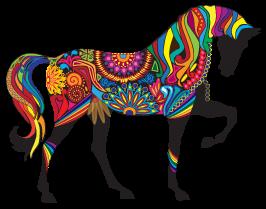 cheval-colorise 6€