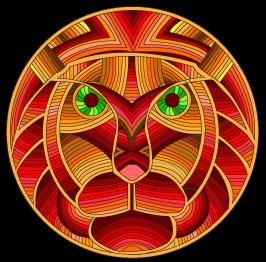 lion-mandala 8€