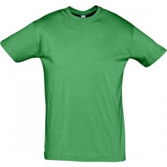 tee-shirt petit prix, Vert Prairie, manches courtes